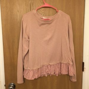 Pink Altar'd State Sweater